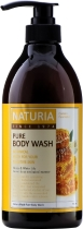 Гель для душа NATURIA МЕД/ЛИЛИЯ PURE BODY WASH (Honey & White Lily), 750 мл